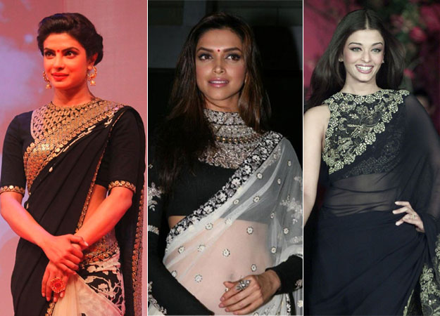high neck blouses actresses bollywood