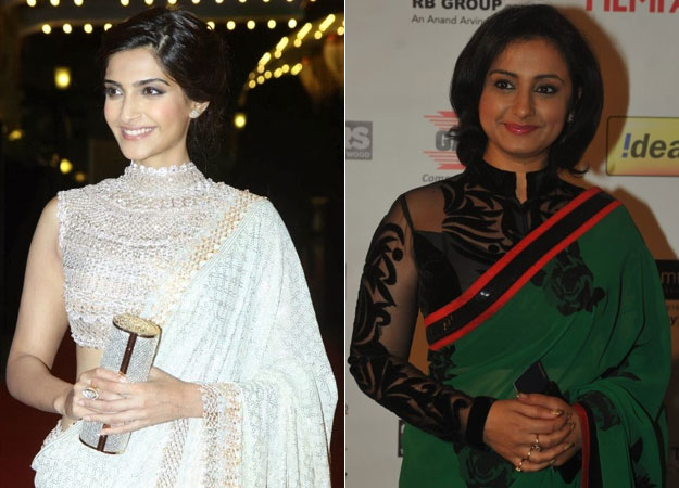 high neck blouses bollywood stars
